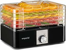 Emperial Food Dehydrator - Large 5 Tier Electric