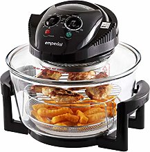 Emperial Premium Black 17L Halogen Convection Oven