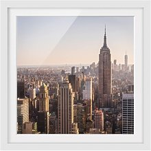 Empire State Building Framed Photographic Art