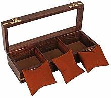 Emporium Collection - Wooden Watch Box