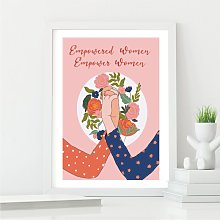 Empowered Women Empower Women Wall Art |