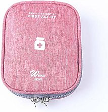 Empty First Aid Kit Emergency Medical Box Portable