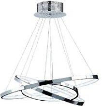 Endon Kline - Ceiling Pendant Light Chrome,