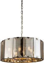 Endon Lighting - Endon - 8 Light Ceiling Pendant