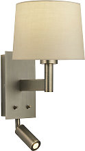 Endon Lighting - Wall Lamp With Reading Light