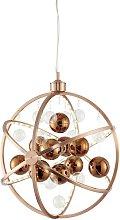 Endon Muni - Spherical Ceiling Pendant Light with