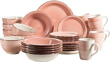 Nature Collection Spicy Series Dinner Service 12 Pieces Creatable 22418 Crockery Set