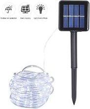 Energy Saving Solar Tube String Light 22M 200 Lamp