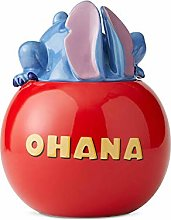 Enesco Disney Ceramics Lilo and Stitch Ohana