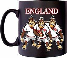 England Rugby Gorrilla English Rose Klassek