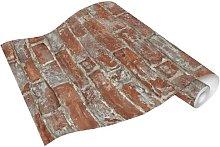 Engles 10m x 53cm 3D Embossed Wallpaper Roll