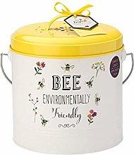 English Tableware Company Bee Happy Compost Bin