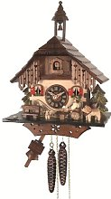 Engstler Cuckoo Clock Black Forest house with