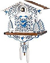 Engstler Quartz Cuckoo Clock Swiss house with music