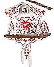 Engstler Quartz Cuckoo Clock Swiss house