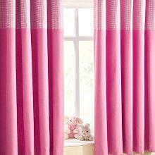 Enhanced Living Curtain Panel (Set of 2) Colour: