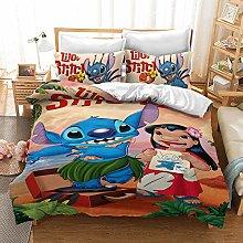 Enhome Kids Duvet Cover Bedding Set for Single