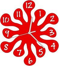Enjoy Your Time-Splash Childrens Wall Clock 25cm