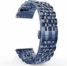 ENJY Watch Strap Suitable For Smart Watch Metal