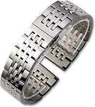 ENJY Watch Strap Watch Strap Solid Stainless Steel