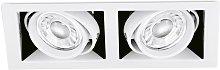 Enlite Adjustable IP20 Non-Integrated Downlight