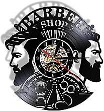 Enofvd Barber shop decoration vinyl record wall