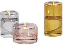 ENOstudio - Olie Oil Lamp L - Pink / L