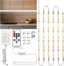Enteenly Under Cupboard Strip Lights Kit 9.8ft/3m,