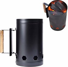 ENticerowts Charcoal Stove Fast Charcoal Ignition