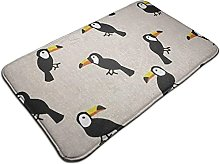 Entry Rug Area Rug, Toucans Soft Rugs Durable