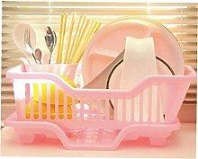 Environmental Plastic Kitchen Sink Dish Drainer