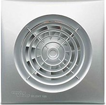 "EnviroVent 4"" Silent 100ST Extractor Fan"