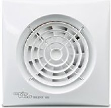 Envirovent SILENT 100S - 12V Low Voltage Extractor