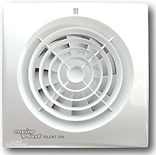 Envirovent SILENT-125HT Silent Extractor Fan 125mm