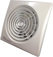 Envirovent Silent 150mm Extractor Fan With Shutter