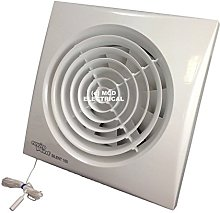 Envirovent SILENT-150P Axial Silent Extractor Fan