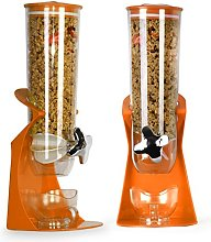 ENYAA Cereal and Dry Food Dispenser with Built in