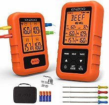 ENZOO Wireless Meat Thermometer for Grilling,