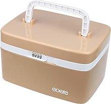 eoere Childproof Combination Lock Medicine Cabinet