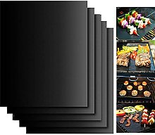 Eogrokerr 8 Pack Non-Stick Barbecue Baking Mats,