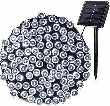 EONHUAYU Solar Christmas Fairy Lights, 32M 300 LED