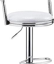 Eortzxk Simple Barstools, Bar Chair Rotating