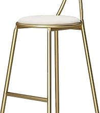 Eortzxk Simple Barstools, Bar Stool Dining Chairs