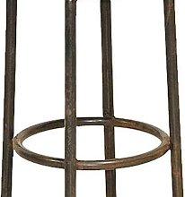 Eortzxk Simple Barstools, Barstools Vintage Round