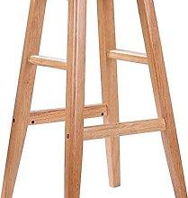 Eortzxk Simple Barstools, Barstools Wood high