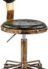 Eortzxk Simple Barstools, Retro Salon Massage