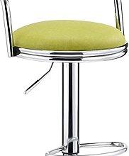 Eortzxk Simple Barstools, Salon Stool Without