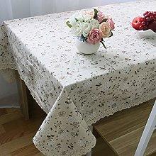 Eotifys tablecloth Linen tablecloths dandelion of