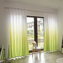 Epigeon 1 PC Leaves Sheer Curtain,Bedroom Curtains