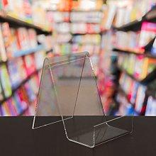 EPOSGEAR 10 Pack Medium Clear Perspex Acrylic